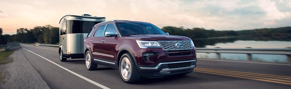 The 2019 Ford Explorer