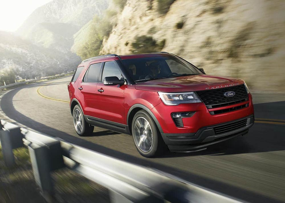 2019 Ford Explorer Performance