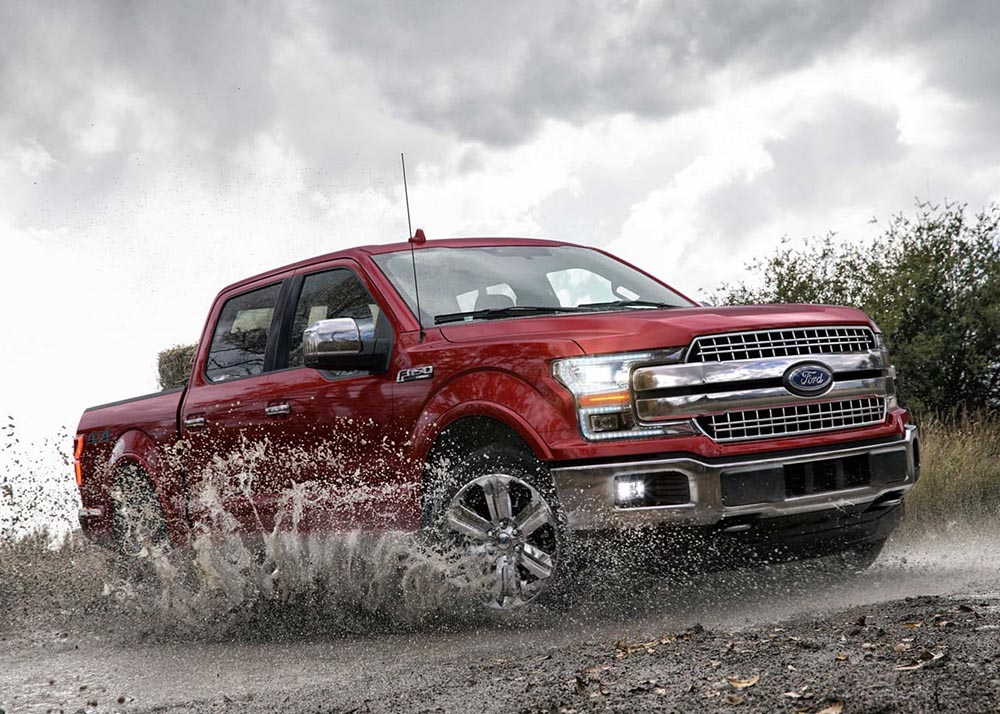 2019 Ford F-150 Performance