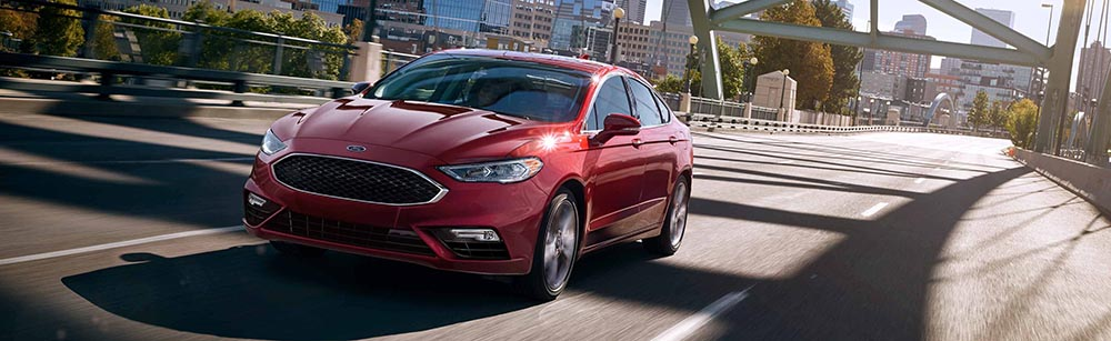 The 2019 Ford Fusion