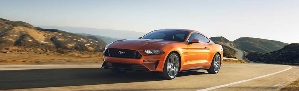 The 2019 Ford Mustang