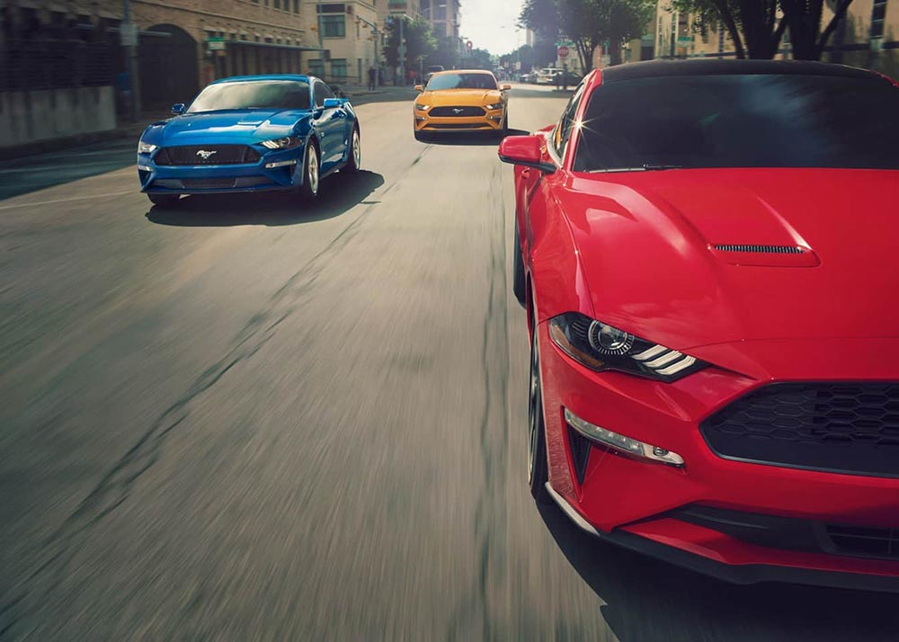 2019 Ford Mustang Performance