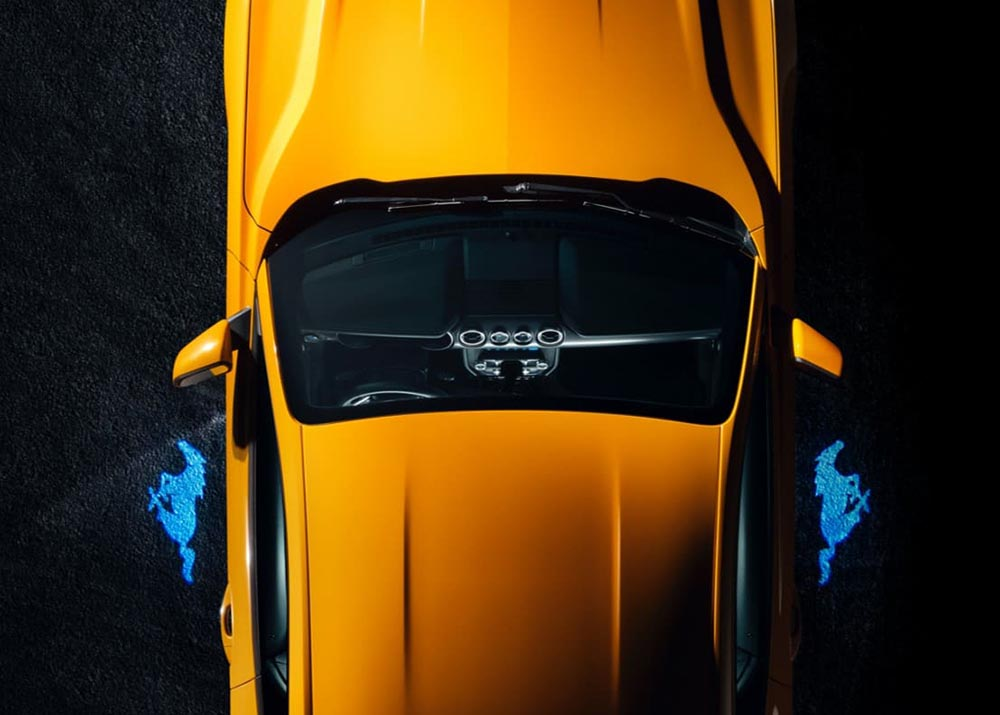 2019 Ford Mustang Safety Features