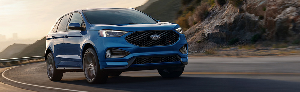 The 2020 Ford Edge