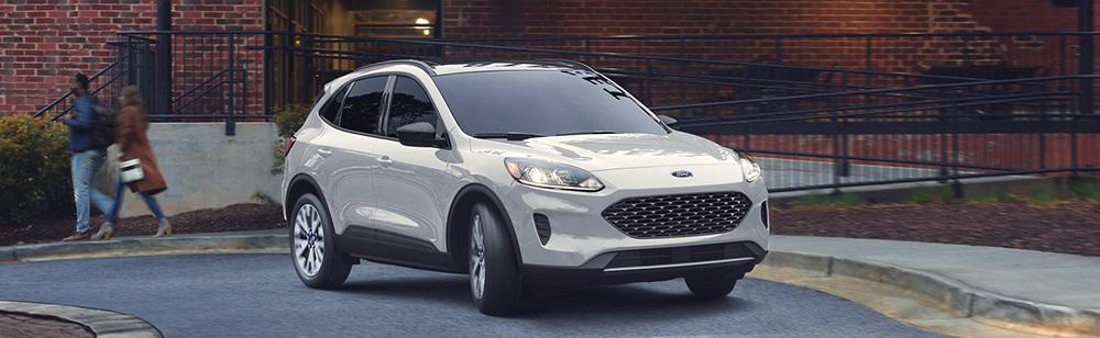 The 2020 Ford Escape