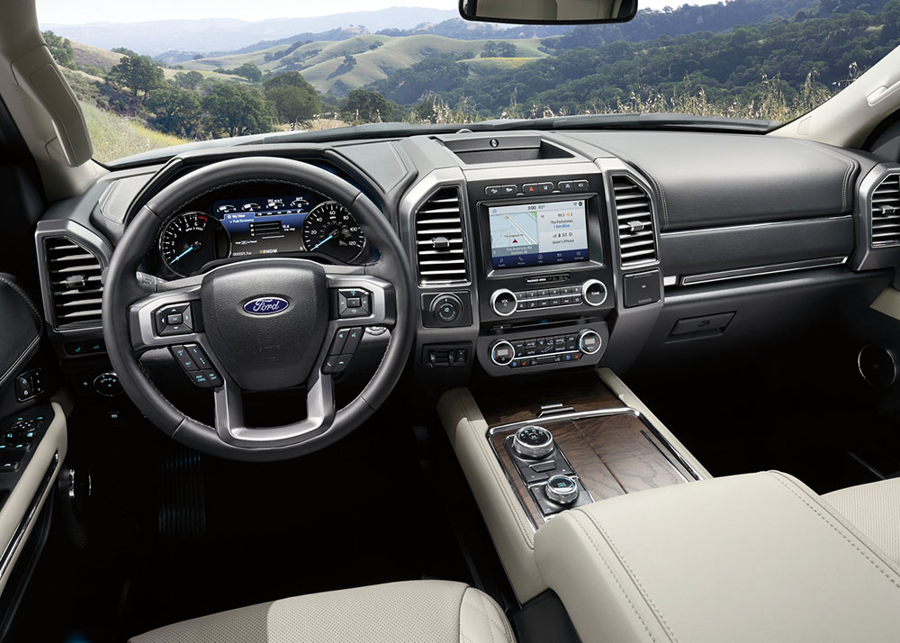 2020 Ford Expedition Features