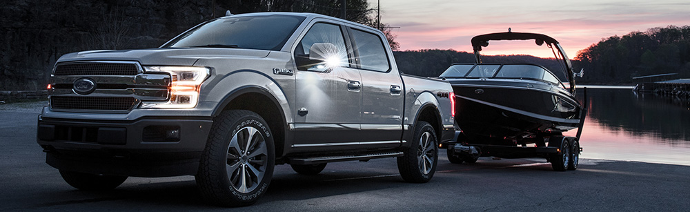 The 2020 Ford F-150