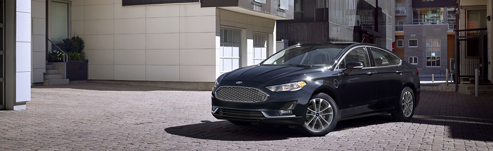The 2020 Ford Fusion