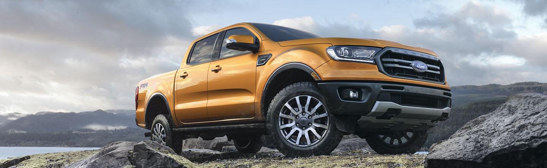 The 2020 Ford Ranger