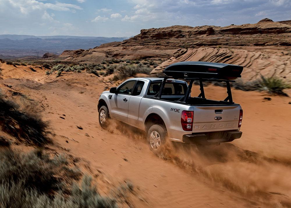 2020 Ford Ranger Performance