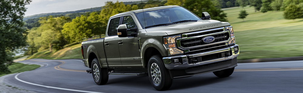 The 2020 Ford Super Duty