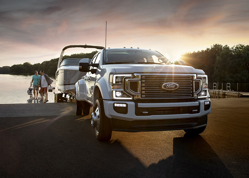 2020 Ford Super Duty Performance