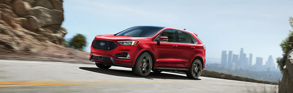The 2021 Ford Edge
