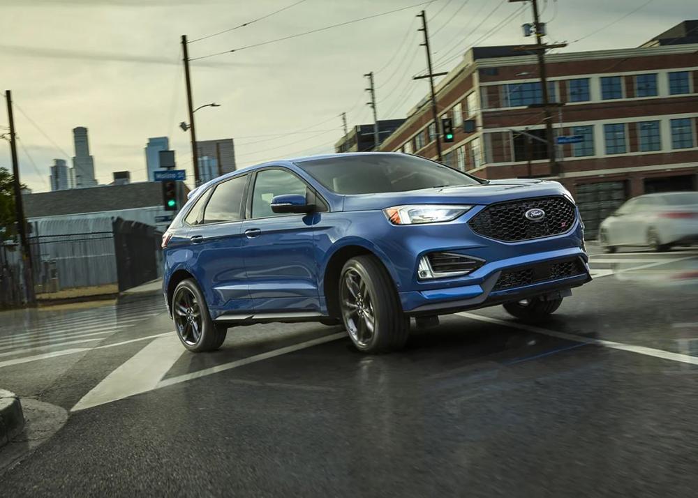 2021 Ford Edge Performance