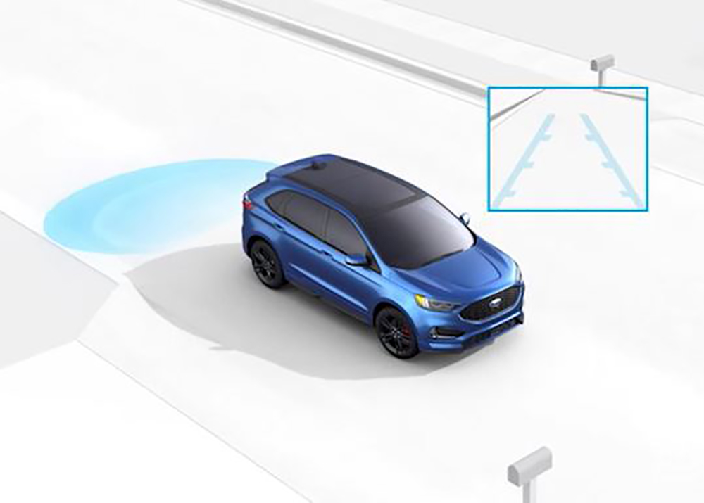 2021 Ford Edge Safety Features