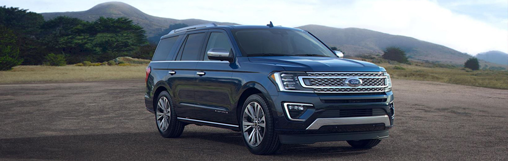 The 2021 Ford Expedition