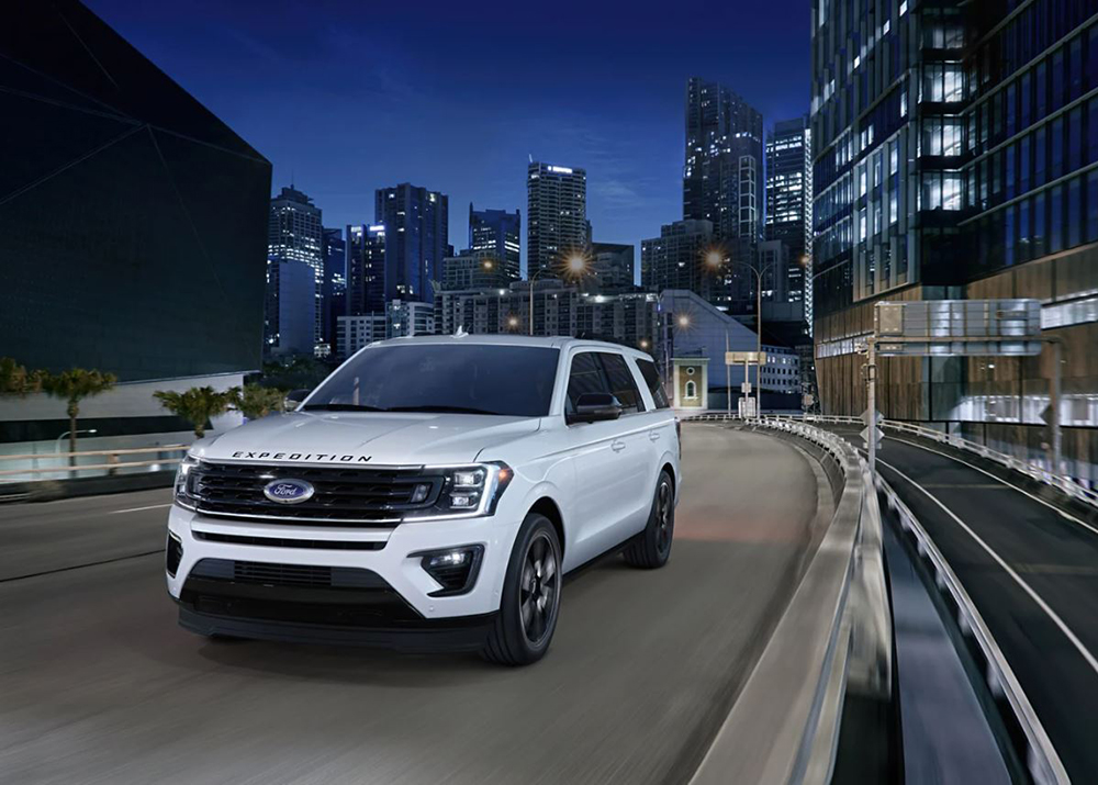 2021 Ford Expedition Performance