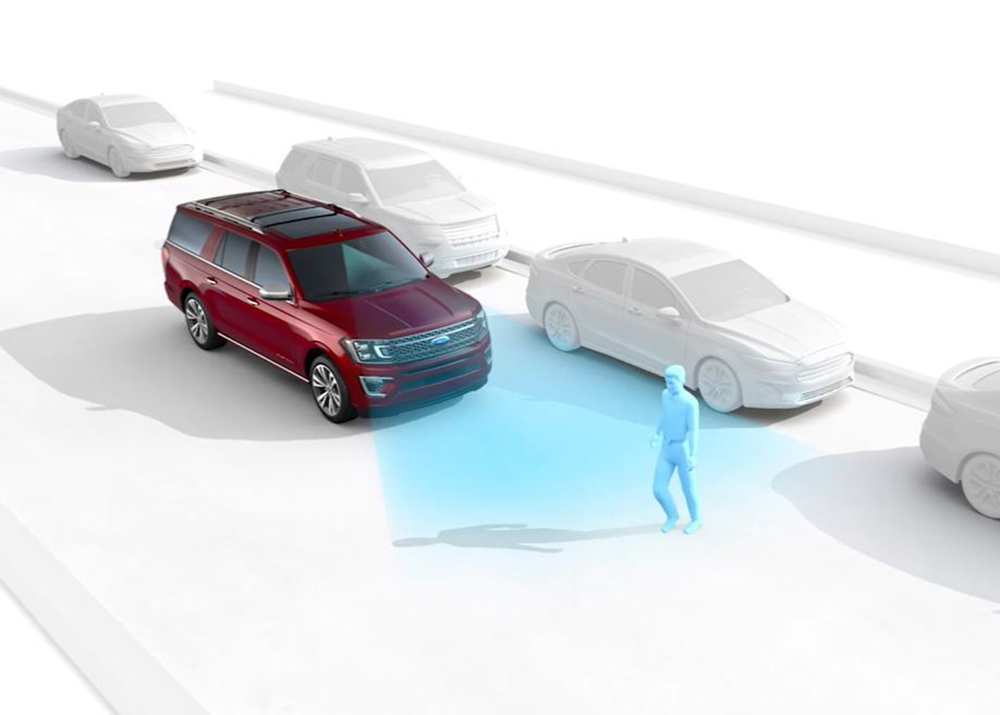 2021 Ford Expedition Safety Features