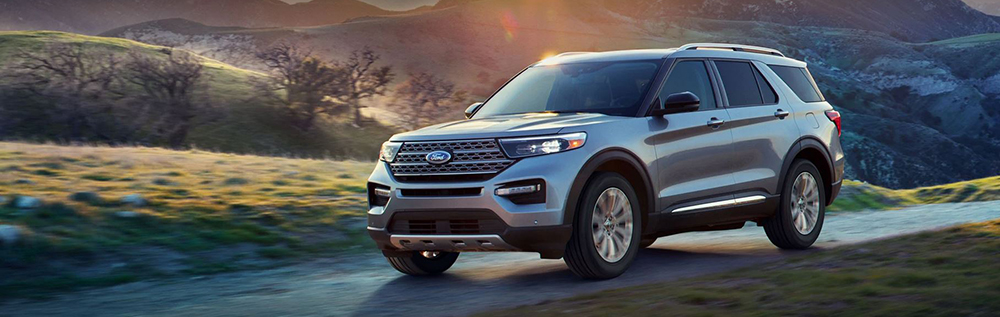 The 2021 Ford Explorer