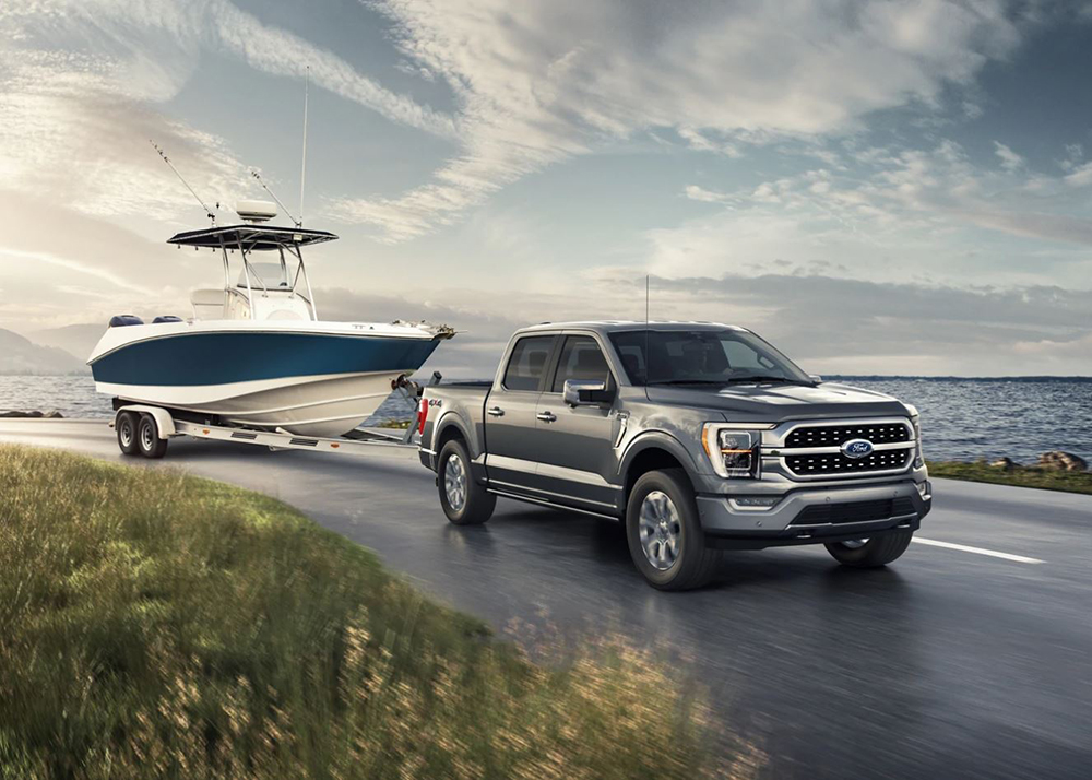 2021 Ford F-150 Performance