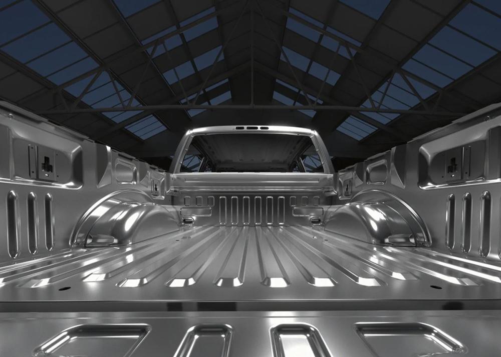 2021 Ford F-150 Utility