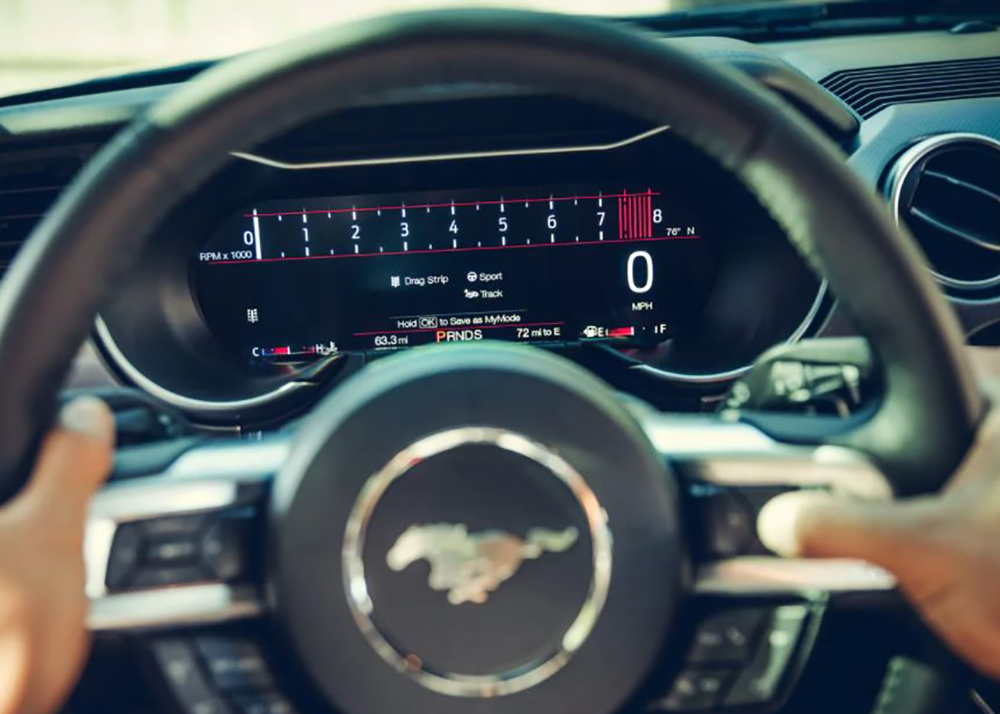 Driving Features