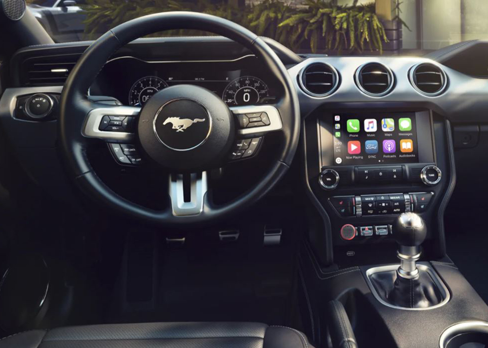 2021 Ford Mustang Features
