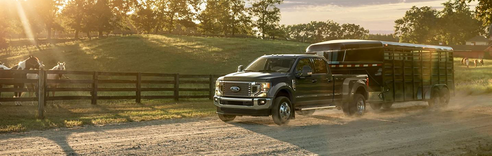 The 2021 Ford Super Duty
