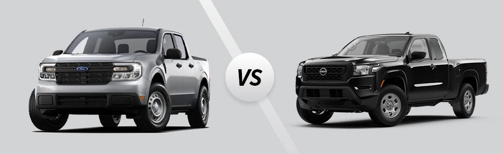 2022 Ford Maverick vs 2022 Nissan Frontier