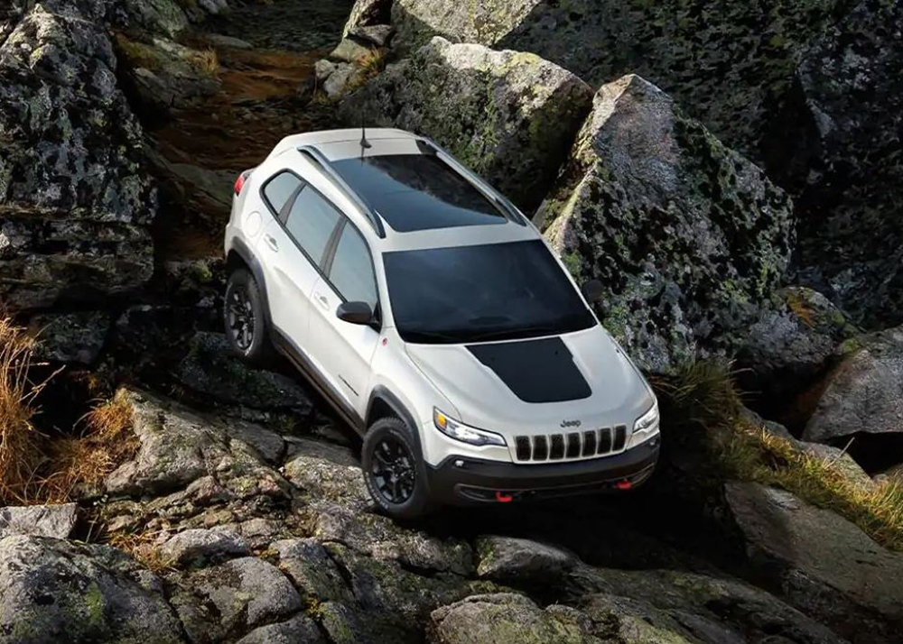 2021 Jeep Cherokee Performance
