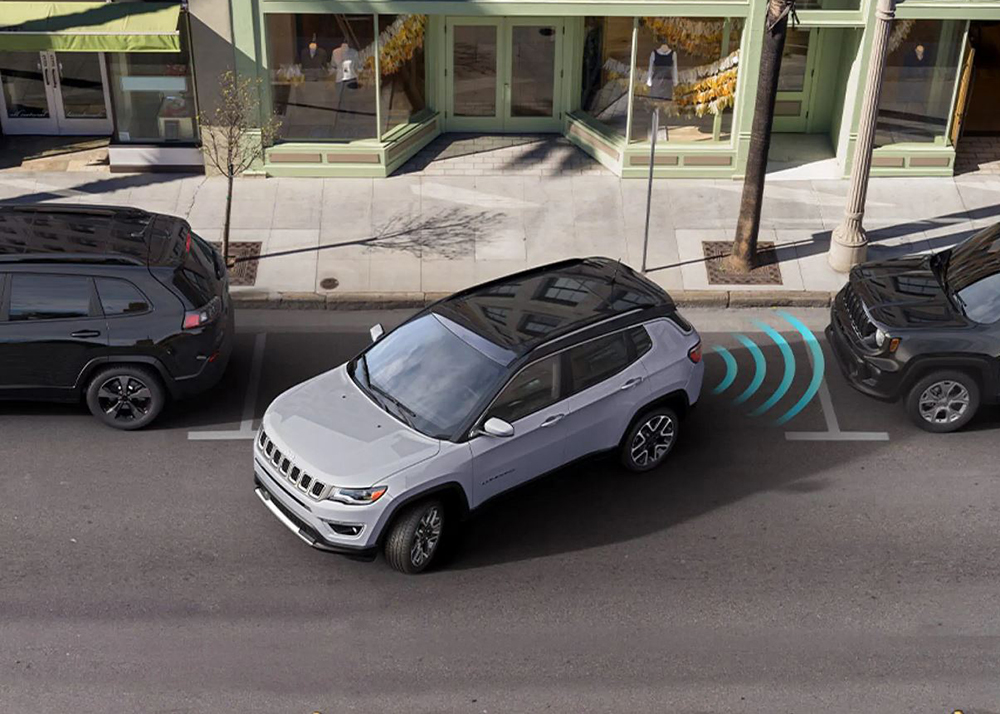 2021 Jeep Compass Safety Features