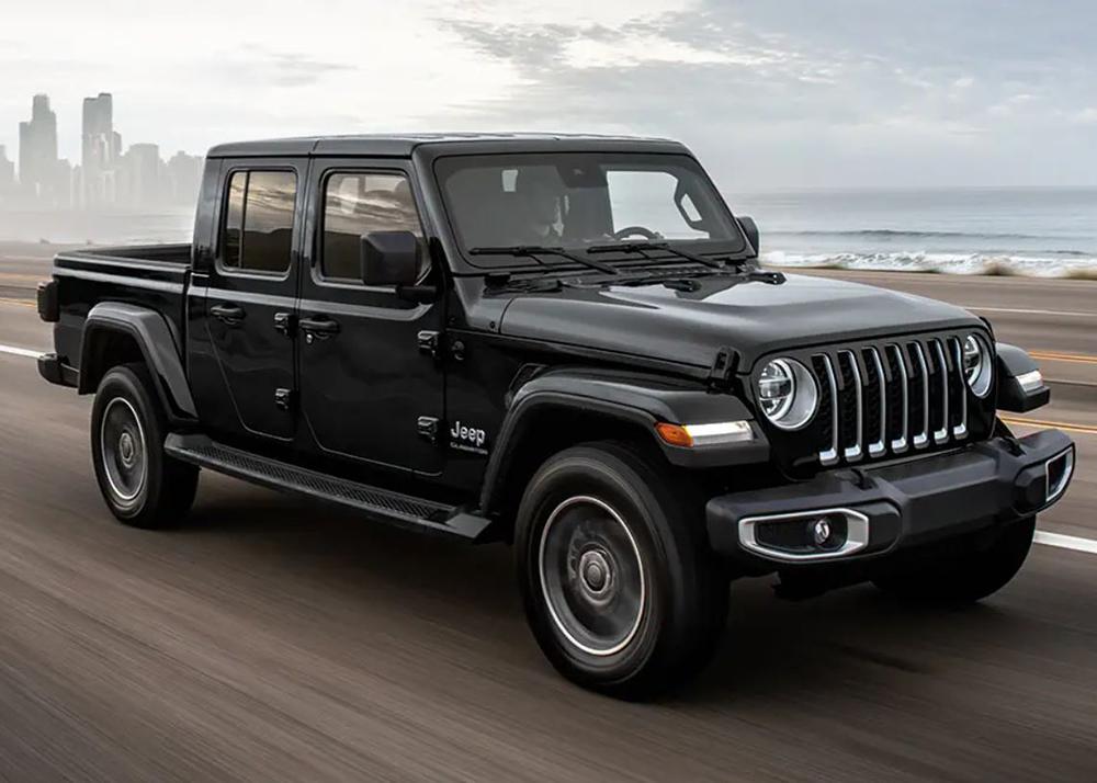 2021 Jeep Gladiator Performance