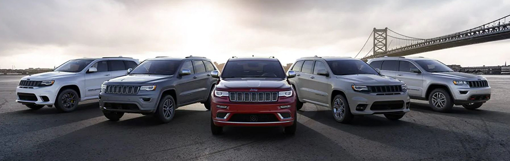 The 2021 Jeep Grand Cherokee