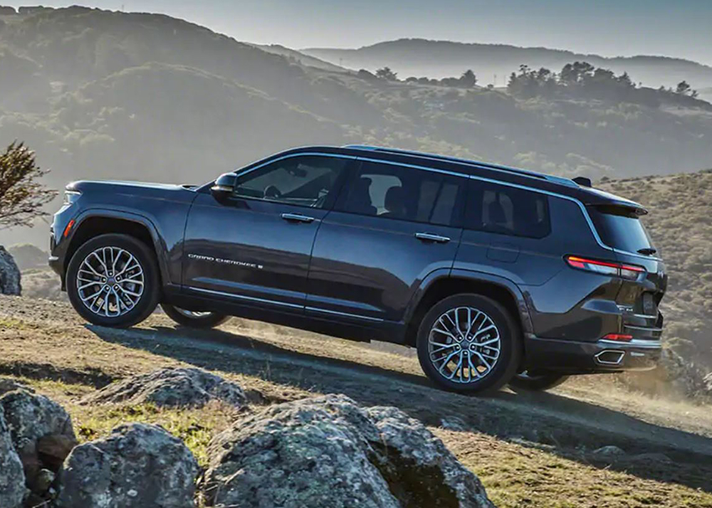 2021 Jeep Grand Cherokee L Performance