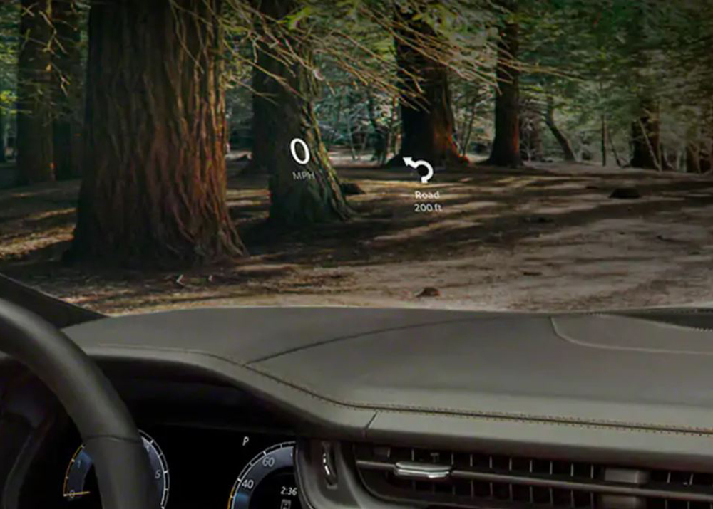 2021 Jeep Grand Cherokee L Safety Features