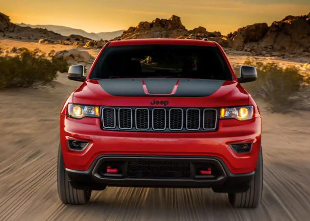 2021 Jeep Grand Cherokee Performance