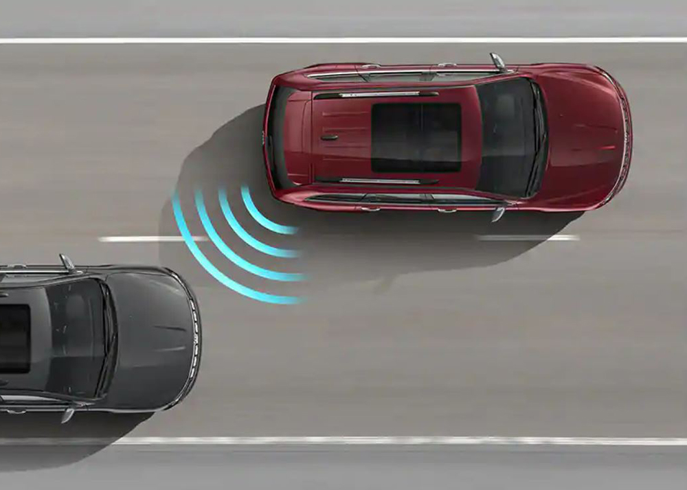 2021 Jeep Grand Cherokee Safety Features