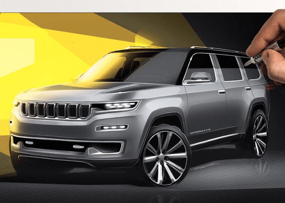 2022 Jeep Grand Wagoneer Features