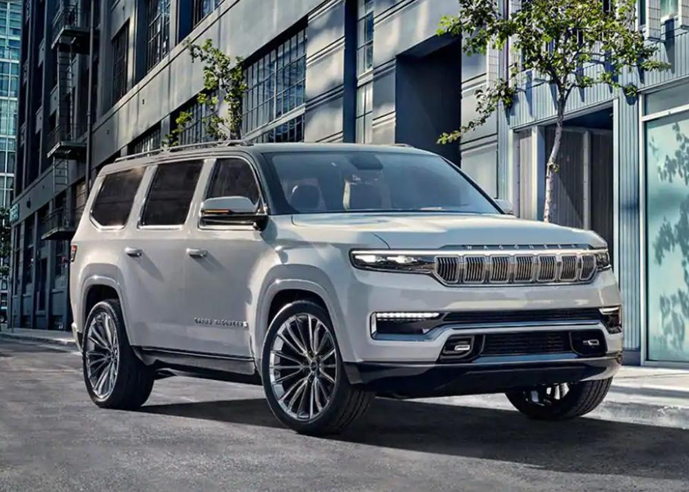 2022 Jeep Grand Wagoneer Performance