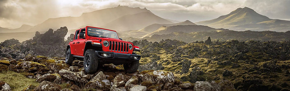 The 2021 Jeep Wrangler