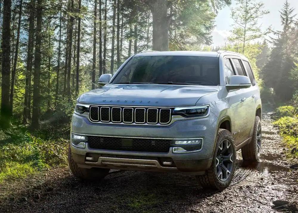 2022 Jeep Wagoneer Performance