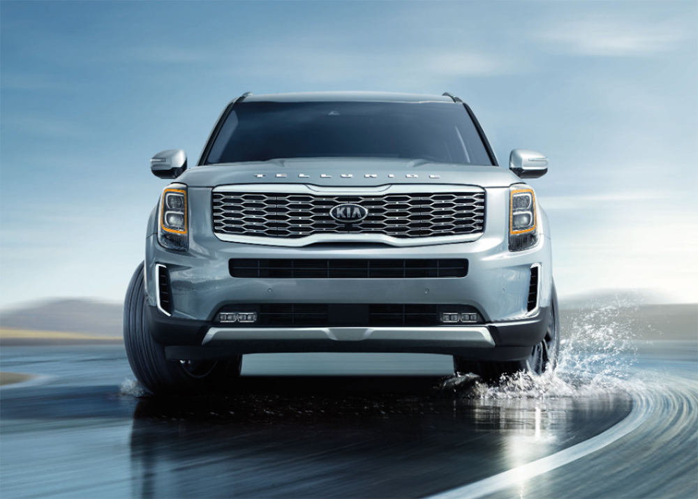 2020 Kia Telluride Vs 2020 Ford Explorer What S The
