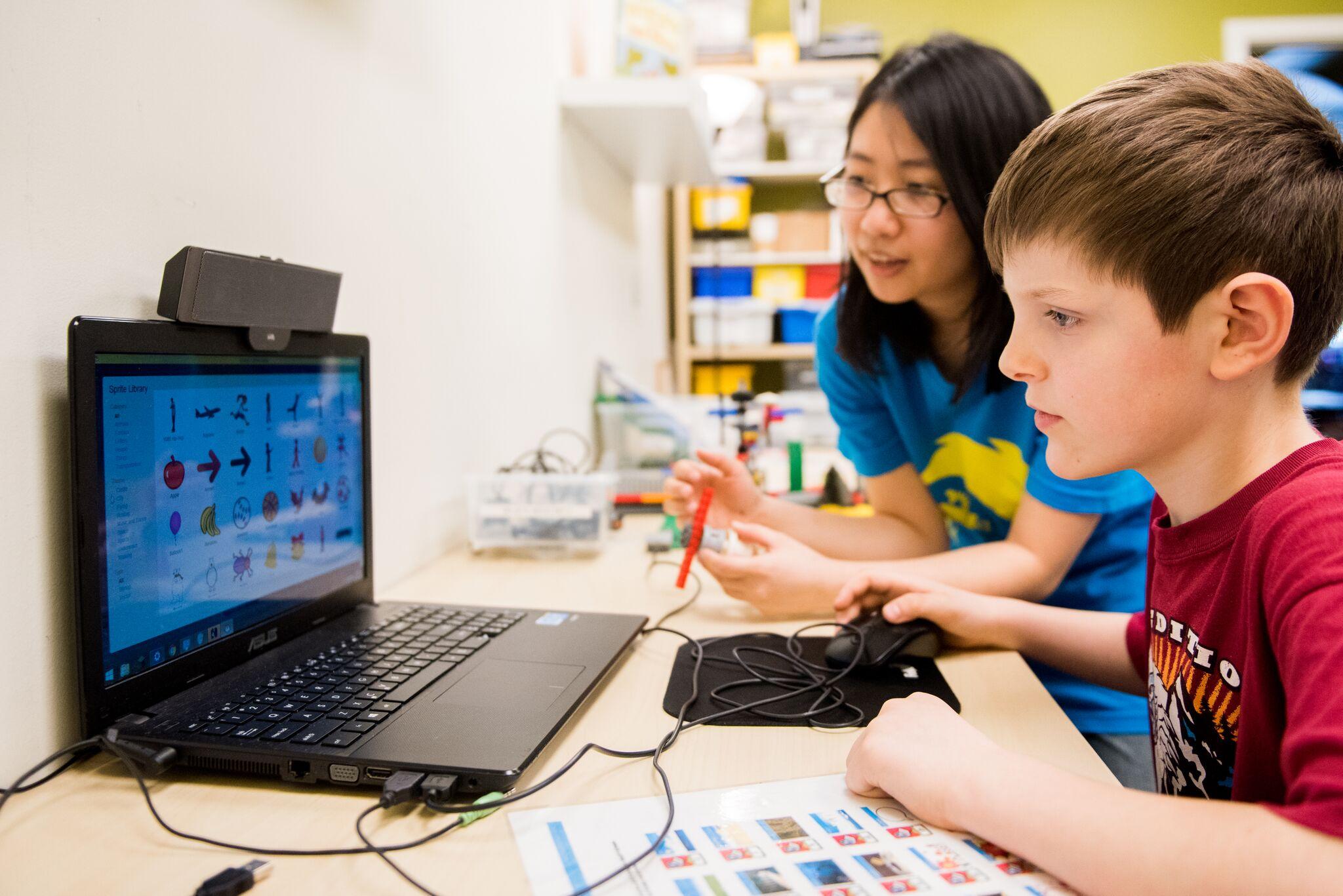 Game Design & Coding (Grades K-6)