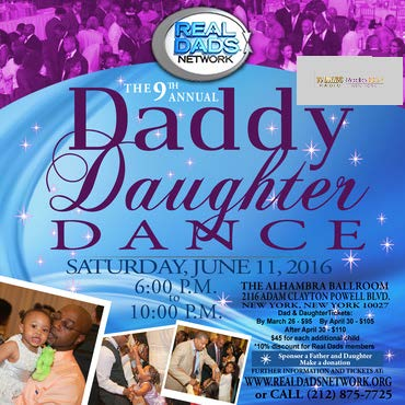 9th Annual Daddy Daughter Dance