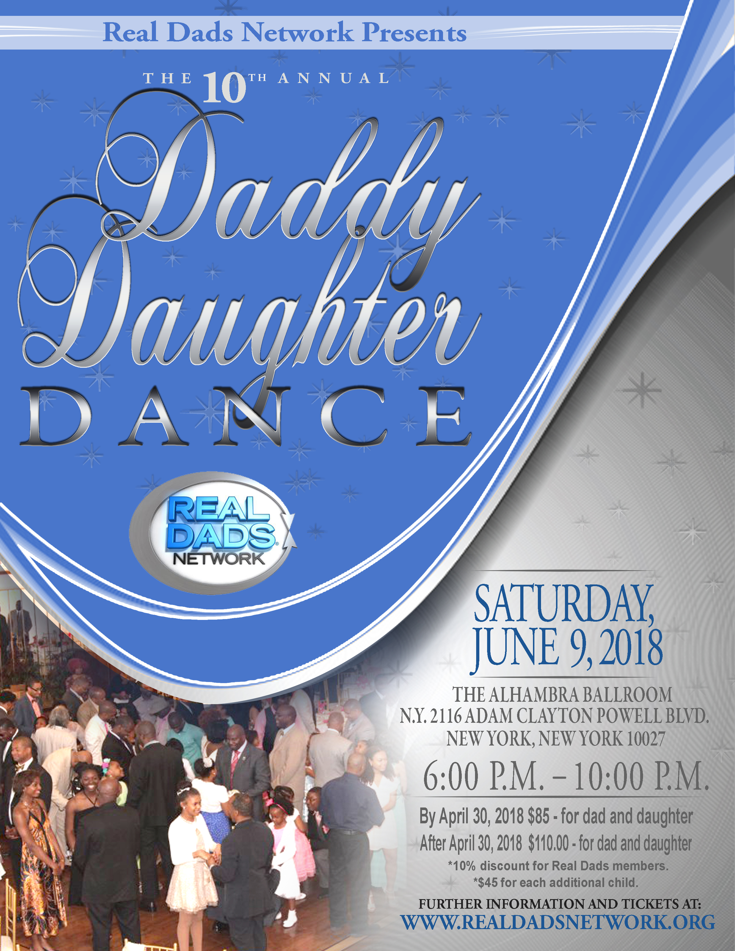 10th Daddy Daughter Dance