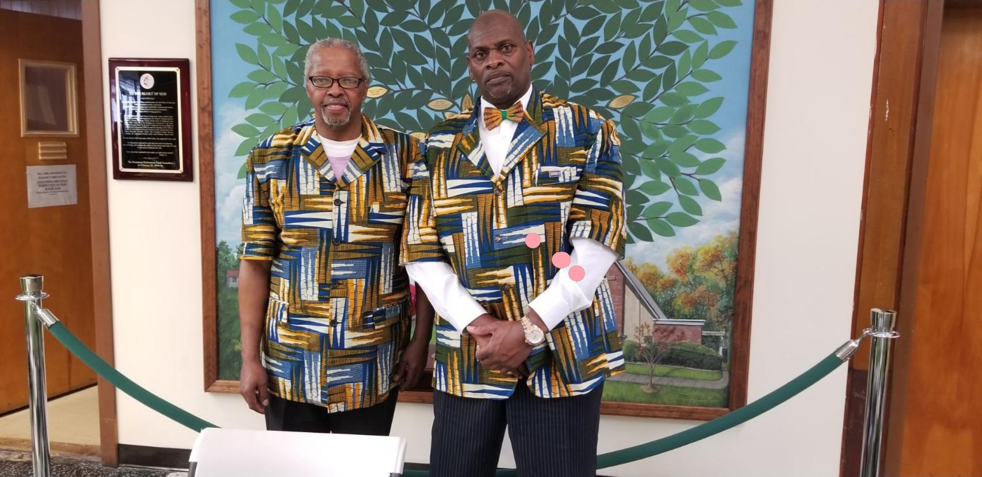 Men's Mentoring Ministry
