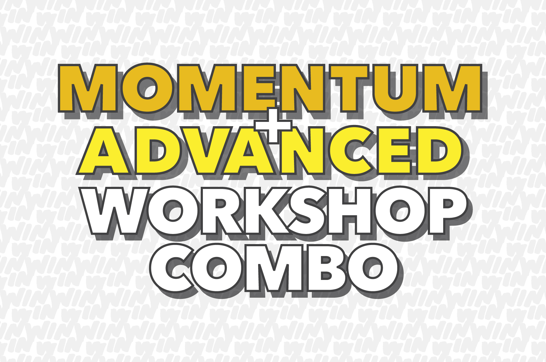 The Journey: Momentum Workshop, Advanced Course and the Art of Leadership Program