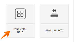 Essential Grid Element