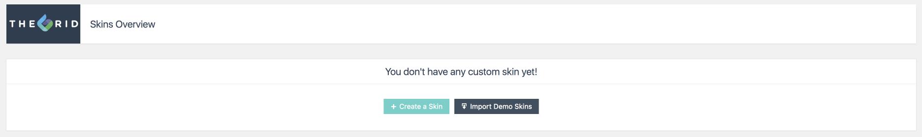 SkinBuilder Overview