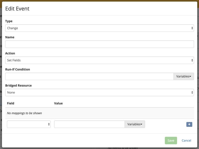 V5-Site Event Dialog Start